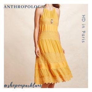 Anthropologie HD in Paris Villanelle Lace Dress XL